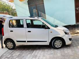Maruti Suzuki Wagon R 2014 CNG & Hybrids Well Maintained