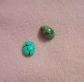 Batu pirus persia natural