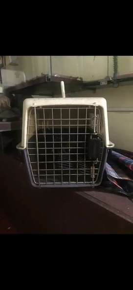 Flight carrier for pets