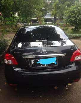 Toyota Vios G 2008 Manual