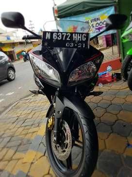 R15 2016 Hitam Mulus Dp 500 Mustika Motor Sukun DONNY
