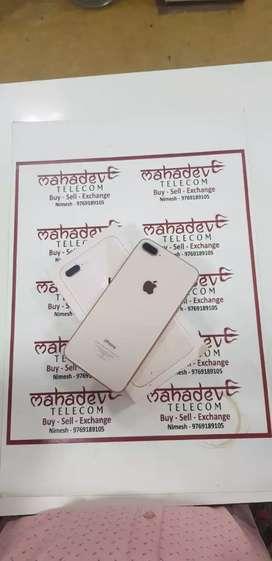 I phone 8 plus 64 gb gold