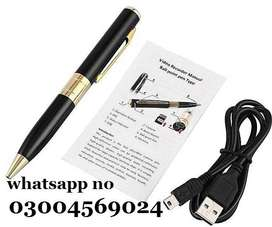 spy hidden camera pen in hd and wifi and other gadgets available