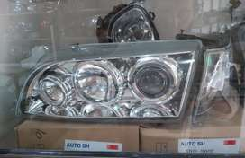 Toyota Corolla AE100 1994 Front Projector Headlights Forsale