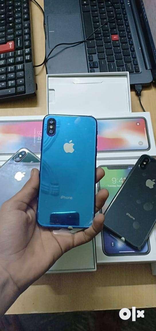 apple i phone x ios version 128gb rom cod 0