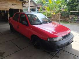 Timor 1996 bukan bekas taksi surat lengkap