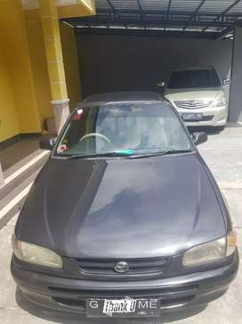 All New Corolla 1997 M/T Plat G