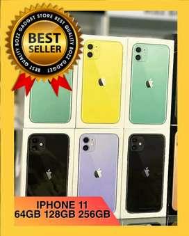 iPhone 11 New 128gb Dual sim dan single Sim Ready Semua warna