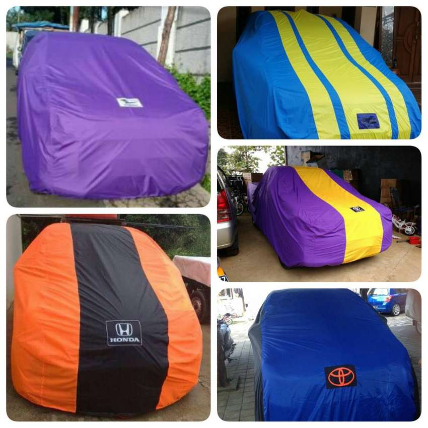 bodycover x tutup mobil cover sarung selimut mantel jas kerudung warna