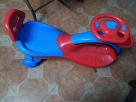 KIDS PANDA CAR