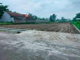 Tanah Kavling Standar Perumahan Jl. Tajem  Maguwo