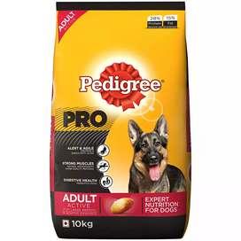 Dog food and Dog training