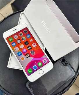 Iphone 7 128GB Silver Lengkap
