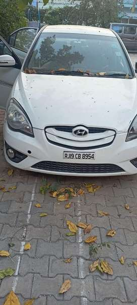 Hyundai Verna 2010-2011 Transform VGT CRDi with Audio BS III, 2011, ..