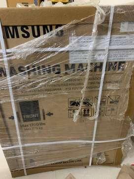 Samsung W/M fully loaded 8 kg