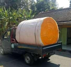 Purworejo Tandon air 3300 liter