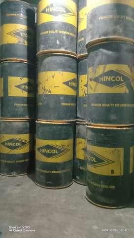 New dram emulsion oil wala hai 200L ka hai Bahut achcha hai dram