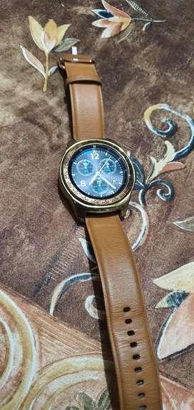 Galaxy watch smartwatch 42mm midnight black