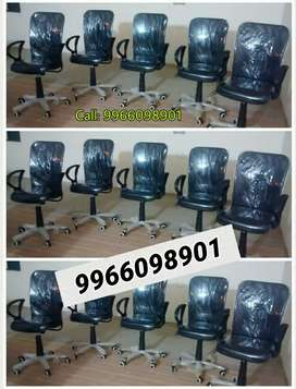 15 Galaxy Net Office Chairs - for just 34,500/- Only