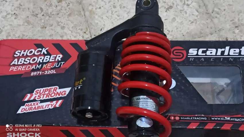 Shock absorbers Scarlet Racing
