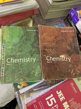 Chem class 11 part 1 and 2 CBSE