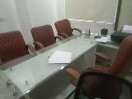 2 cabin 12 workstation fully furnished office for rent in vasundhara