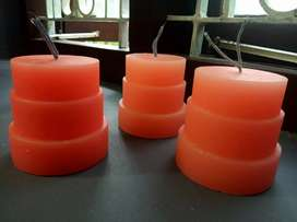 Designer candles available