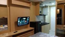 Green lake greenlake  sunter bulanan furnished baru (new)