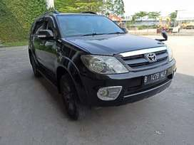 Toyota Fortuner 2.7 G AT 2008