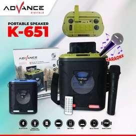 Speaker bluetooth K651