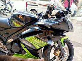 Unused Brand New Yamaha R15 only Rs.1,10,000