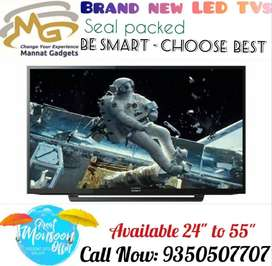 42 inch smart LED TV // 2 HDMI port + 9.0 android OS