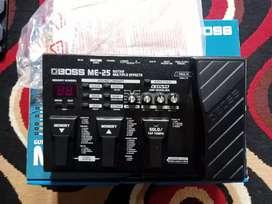 Efek Gitar Boss ME25