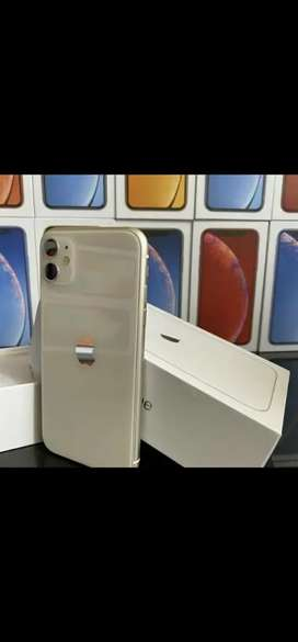 All Iphone refurbished  with accessories & 1 year seller warranty
