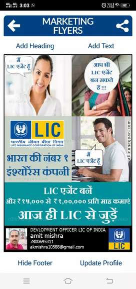 Lic adviser