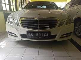 Mercedes-benz E250 cgi avangarde putih