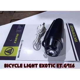 Lampu Depan Sepeda
