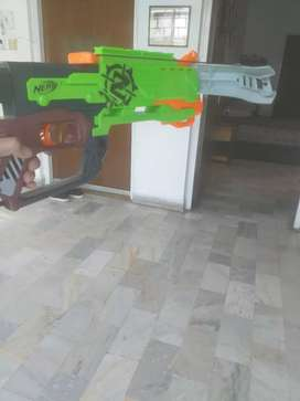 Nerf crossbow zombie strike
