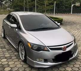 Dijual Mobil Honda Civic Mewah Harga Bersahabat