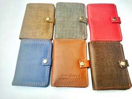 Pocket size wallet in good quality
