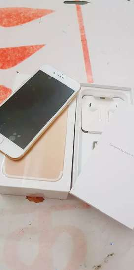 Six months sellers warranty ka sath iPhone 7 128gb with bill box
