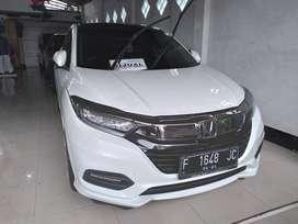 Honda HRV Prestige tahun 2019 Matik Putih