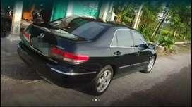 Honda Accord 2.4 Vti Plat AB 2004