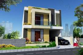 Vaishali 4 bhk Independent House 194 Sq.yd Newly Constructed