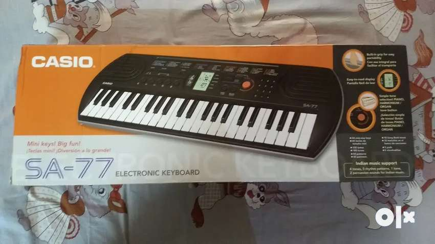 Casio SA-77 Keyboard NEW CONDITION 0