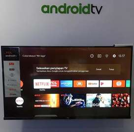 LED TV TCL ANDROID 40 S65A