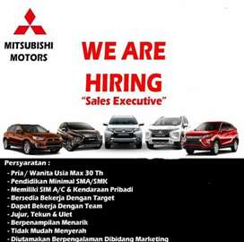 Sales Mobil Mitsubishi