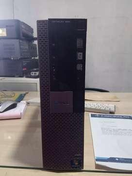 PC Desktop DELL OPTIPLEX 980 SFF core i7