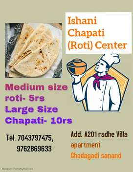 Tiffin services in sanand