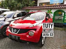 Nissan Juke RX Automatic Th 2012